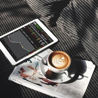Borsa trading forex finanza concept grafico Foto Gratuite