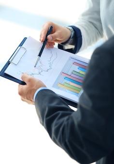 Мониторинг графиков фондового рынка