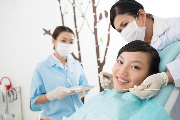 Stomatological procedure
