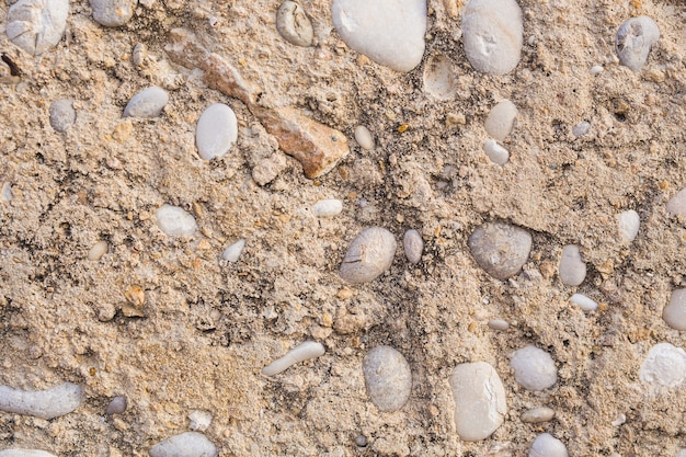 Stone background texture. wall made of stone.