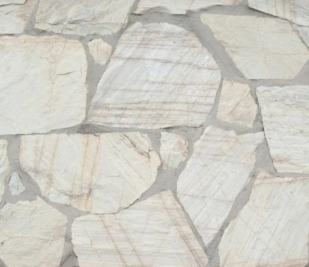 Blocchi di pietra sfondo della parete
