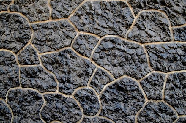 Stone and brick background.