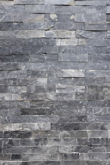 Каменная кирпичная стена