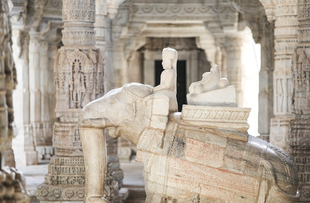 Stone carving decorations