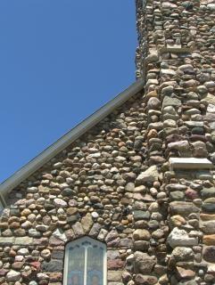 石造りの教会、建築