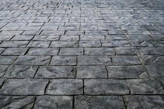 石の床のテクスチャの背景