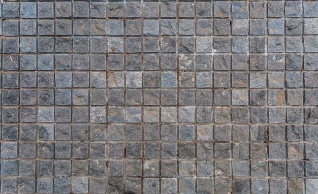 Каменный пол