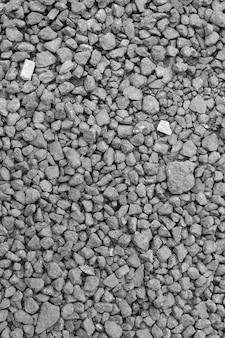 石の砂利のテクスチャ