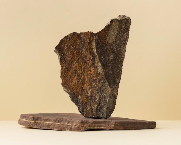 Stone on stone concept