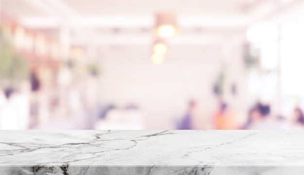 돌 필터 상단과 빈티지 필터 흐리게 레스토랑 인테리어 배경-디스플레이에 사용하거나 제품을 몽타주 할 수 있습니다.