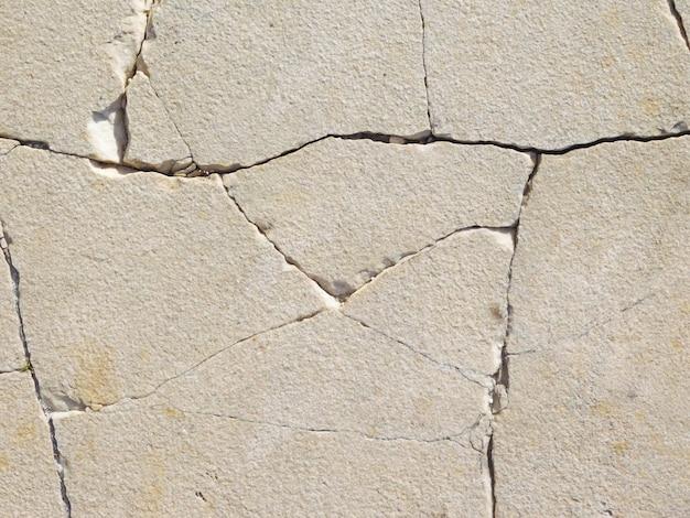Texture di pietra in giardino
