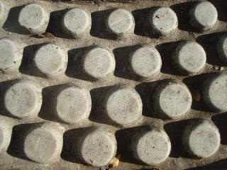 石の質感グレー
