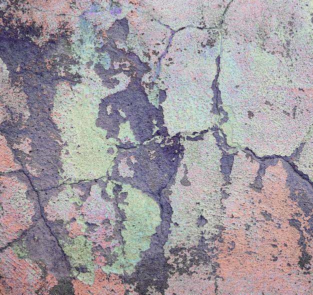 Stone texture with cracks