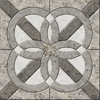 Stone tiles. decorative marble tiles with a glimpse. element for design. background texture