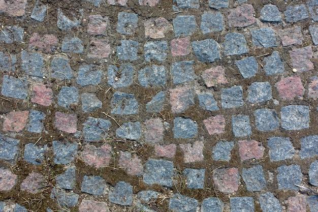 石のタイルテクスチャ背景