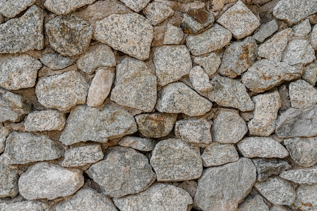 Stone wall background, old brick texture pattern for decoration