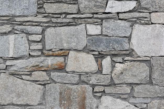돌 벽 천연 콘크리트 블록 텍스처입니다. 복사 공간 벽.