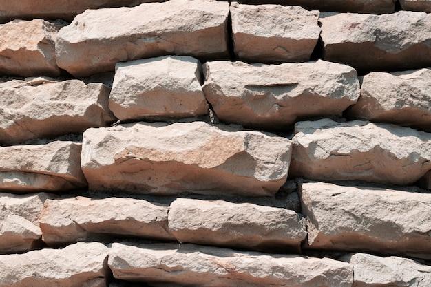돌 벽 소박한 질감 배경