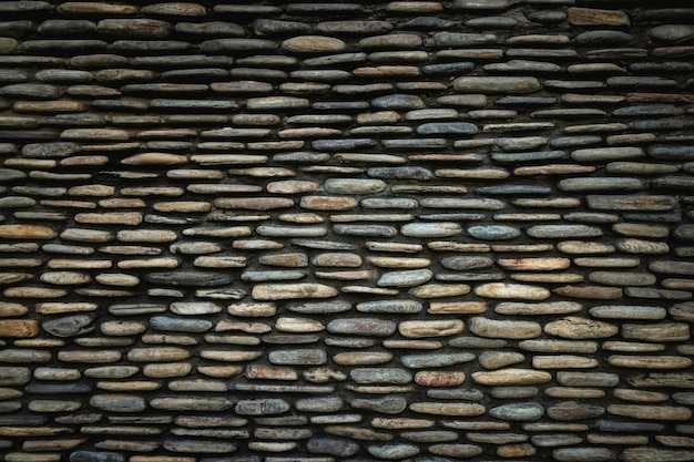 Stone wall texture architecture background.