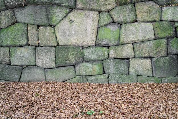 Каменная стена текстура фон