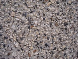 石の壁のテクスチャグレー