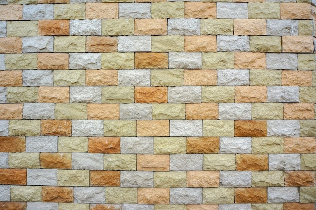 石の壁の質感