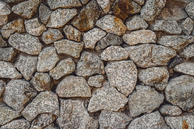 Stone wall wall, old brick texture pattern for decoration