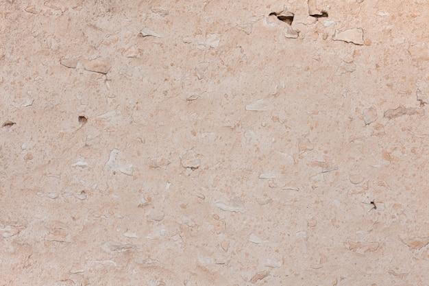 돌로 치장 벽 토 표면