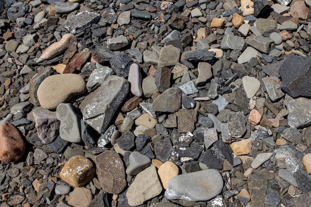 Камни и естественный рок фон
