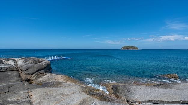 Stones at the sea shore