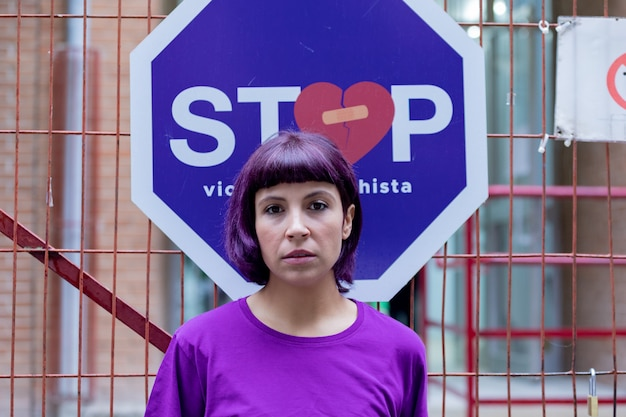 Stop to the domestic violence