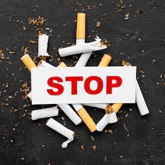 Stop smoking initiative
