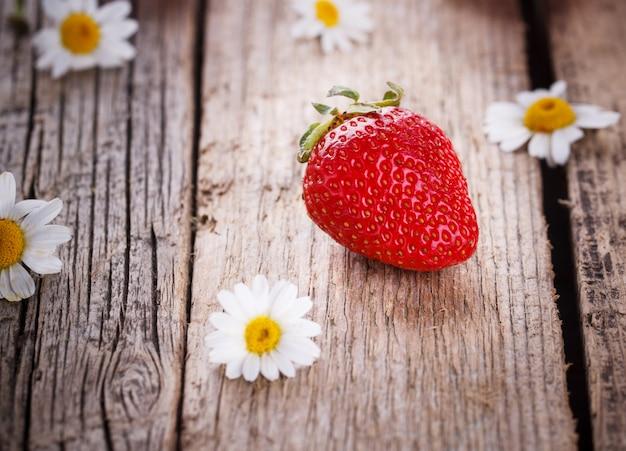 Strawberrie  fruit
