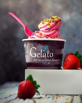 いちごアイスクリームキャンディースウィート