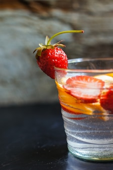 Strawbery lemonade