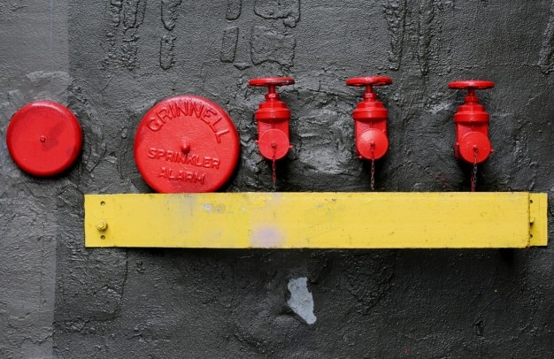 Street fire hydrant