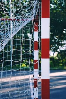 Уличный футбол цель спортивное оборудование