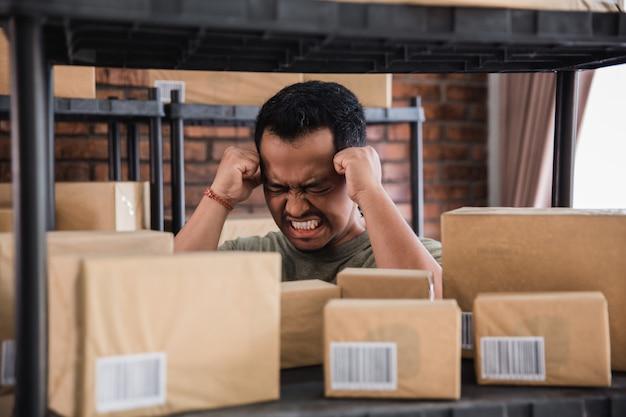Стресс человек во время работы