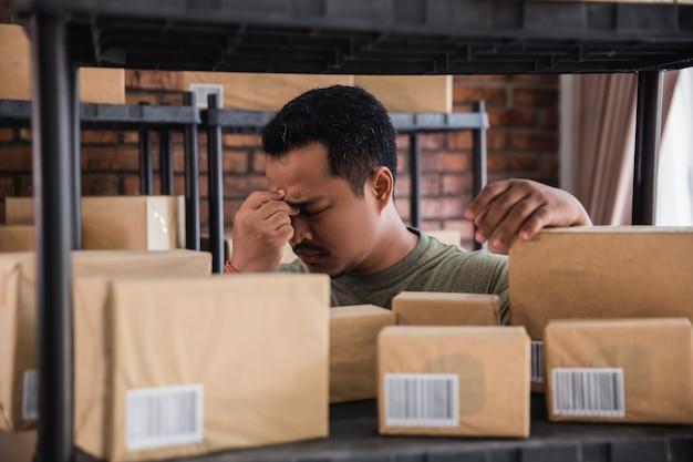 Подчеркнул молодой человек, проверка пакетов