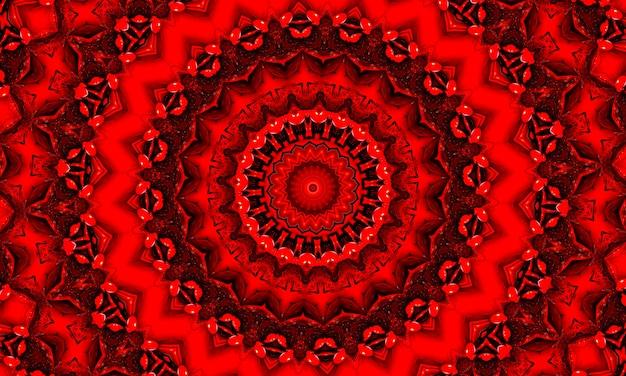 Волнистый разделитель полос. мистический геометрический орнамент. непрерывные волшебные обои. заводные обои. руна кислотного квадрата. красная повторная кисть. красный геометрический узор. красные геометрические чернила. кровавый волнистый батик.