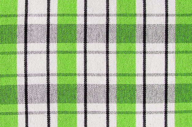 Striped fabric background texture