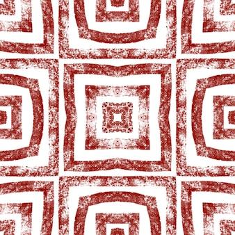 Полосатый узор рисованной. вино красный симметричный фон калейдоскоп. текстиль готов, исключительный принт, ткань для купальных костюмов, обои, упаковка. повторяя полосатый рисованной плитки.