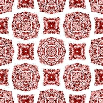 縞模様の手描きパターン