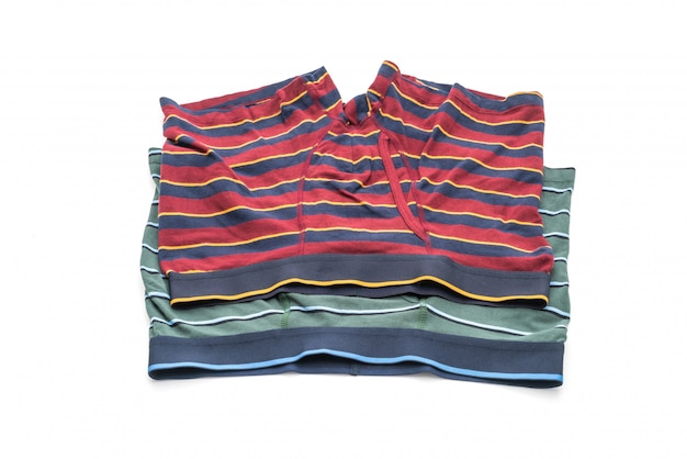 Striped men underwear
