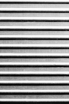 Striped steel material background