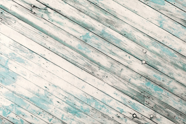 Stripped blue damaged wood texture