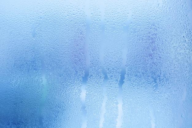 冬の強い湿度