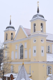 Св. православная церковь петра и павла, минск