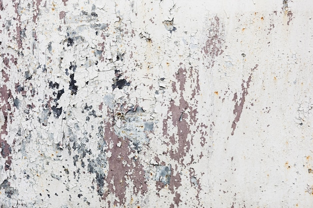 Stucco white wall background texture