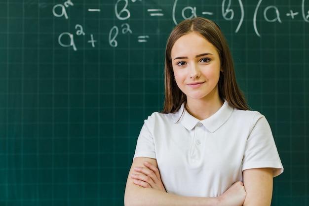 Студент, создающий класс математики